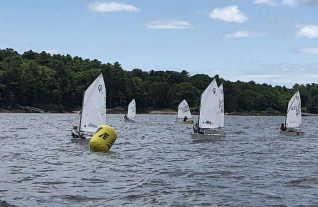 Sponsor News: North MNR Optimist Sails Finally Unleashed!