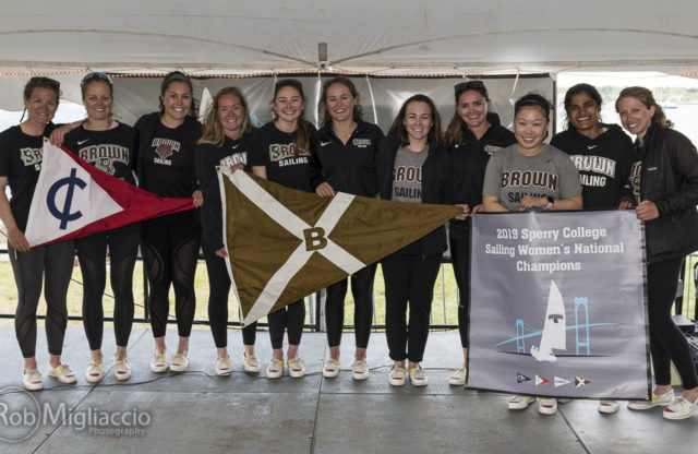 Brown University to Cut 11 Sports… But Elevates Sailing Team to Varsity…!