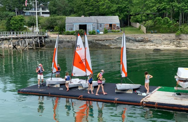 Airwaves Career Center Spotlight: Sailing School Program Director Position Open in Maine!
