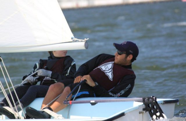 Profiles in Pro Sailing: Zeke Horowitz