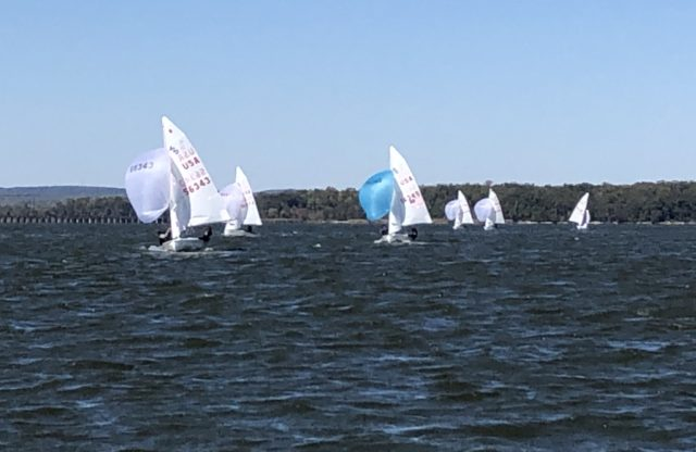 2020 i420 Mid-Atlantic Championship Report & Results