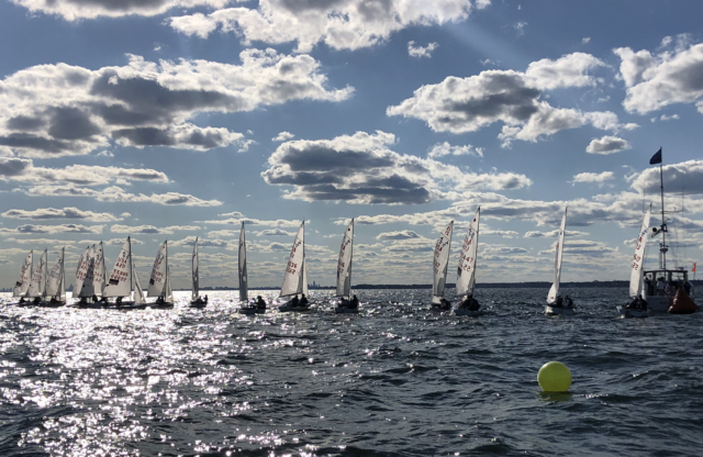 2020 i420 Atlantic Coast Championship Results & Report