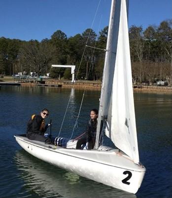 Profiles in Amateur Sailing – Allison Volk