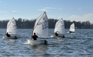 2021 Optimist Mid-America Championship @ Fort Worth Boat Club