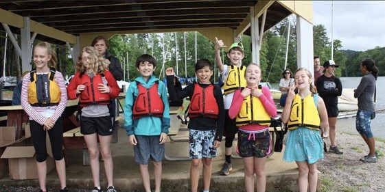 The Making of a Youth Program in the Mountains: Asheville Youth Sailing