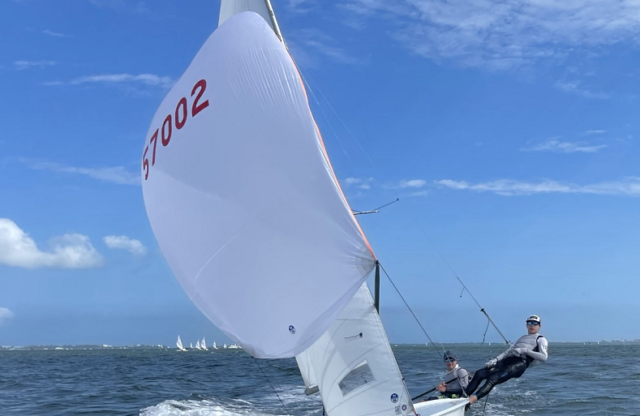 2021 i420 & 29er Midwinter Championship Results & Report