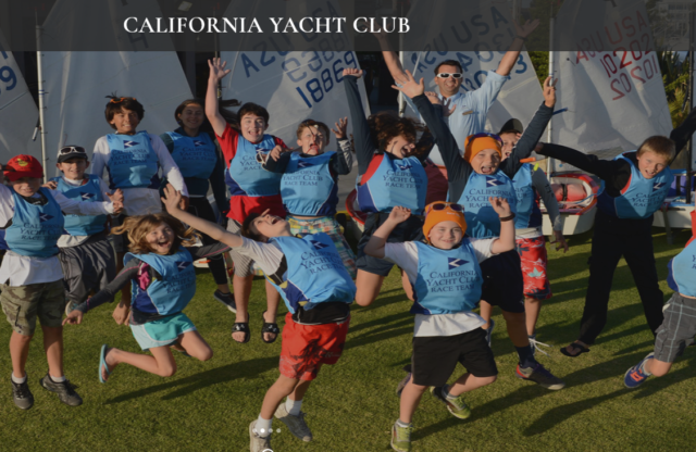 Cal Yacht Club Opportunity! Enthusiastic and Skilled Sailing Coaches Wanted!
