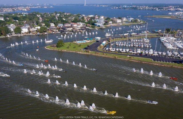 2021 US Optimist Team Trials Final Results & Report