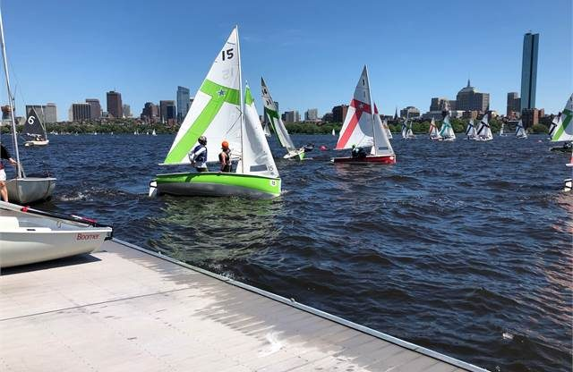 S1D Marketplace Spotlight: Perfectly Matched 2011 Firefly Fleet of 24 colored boats For Sale!!