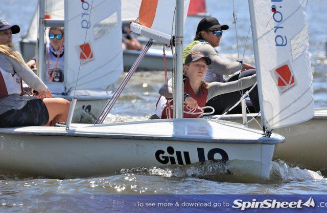 College of Charleston Wins College Sailing Women's National Championship