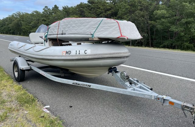 Road Warrior Blues: Advice for Sailors who Trailer