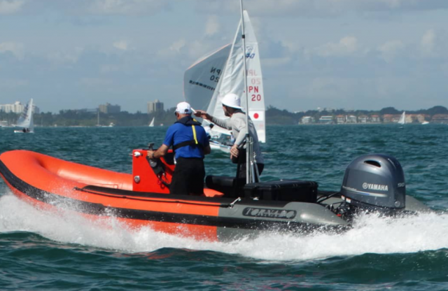 Sailing Teams, Take Notice: Professional Boats is Selling it's Charter Fleet of RIBS!!!