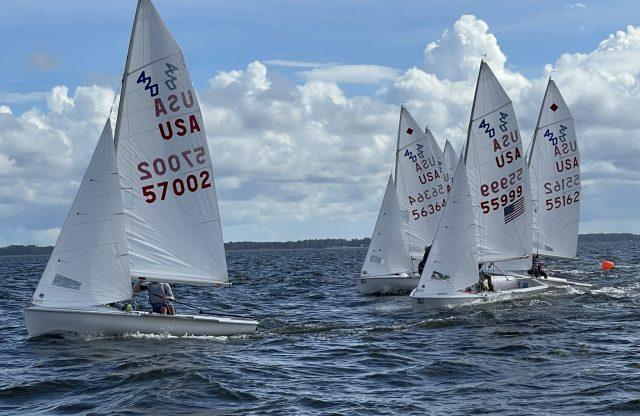2021 US Youth Sailing Championship Results