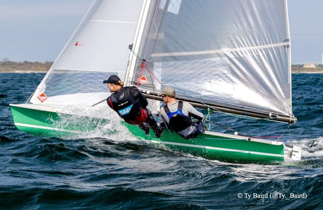 Elite Sailing Fitness, 505-Style